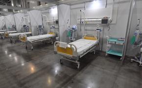 Власти Подмосковья планируют сократить количество коек для пациентов с COVID-19