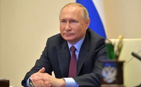 Песков сообщил, что Путин принял участие в крещенских купаниях