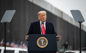 Трамп запретил госзакупки беспилотников у России и Китая