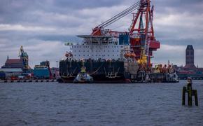 Германия раскритиковала решение о новых американских санкциях против «Северного потока - 2»