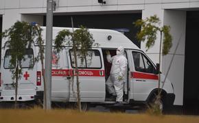 За сутки в России скончались 586 человек с коронавирусом
