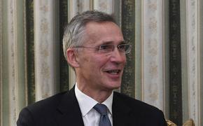 Генсек НАТО Столтенберг поздравил Байдена с инаугурацией