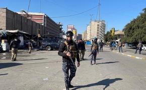 Теракт в центре Багдада - двое смертников подорвали себя на рыночной площади. Местные СМИ пишут о большом количестве жертв
