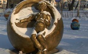 В Челябинске требуют убрать памятник «глубоко беременной» Терешковой