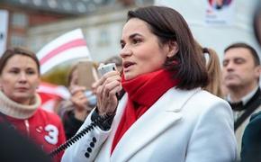 Тихановская попросила Эстонию усилить санкции против Белоруссии