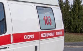 Машина полиции и скорая помощь столкнулись в Саратове, погиб один человек