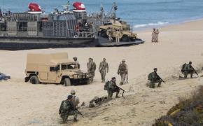 Америка готовит морпехов к войне с Китаем за острова в Тихоокеанском регионе