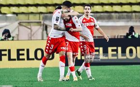 В соцсетях обсуждают Александра Головина, игравшего в составе  «Монако» против «Марселя»
