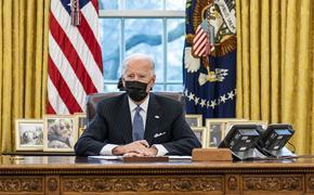Телеканал CNN сообщил, что Байден сомневается в успехе процедуры импичмента Трампу