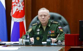 Генерал-полковник Фомин провел переговоры с секретарем МИД Кипра