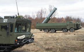 В Крыму мобильный береговой ракетный комплекс отработал маневр колесами