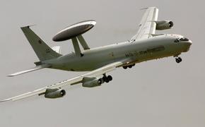 США ответили на условное уничтожение ВКС России эсминца «Дональд Кук» отправкой в район Черного моря самолета Boeing E-3 Sentry