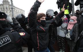 Омбудсмен Москалькова помогла родителям найти задержанного на незаконном протесте сына
