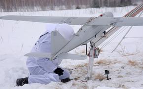 В ЦВО в полевых условиях прошли тренировки расчетов разведывательных БПЛА