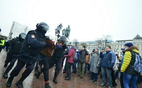 Более чем на 170 родителей составлены протоколы за участие их детей в незаконной акции в Москве
