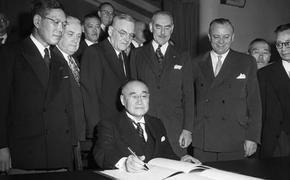 Претензии Японии на южные Курильские острова идут вразрез с условиями ее капитуляции во Второй мировой войне