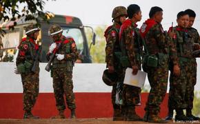 Запад увидел «руку Москвы» в перевороте в Мьянме