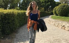 Осенний отпуск в Крыму под охраной бездомных собак
