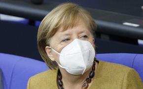 Меркель надеется, что Германия сможет взять под контроль ситуацию с COVID-19 «через несколько месяцев»