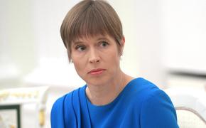 Кальюлайд заявила о необходимости обучения школьников на эстонском языке
