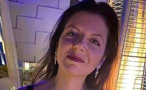 Маргарита Симоньян впервые показала лица своих дочерей