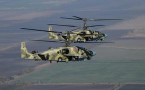 Армейская авиация ЮВО отработала удары по колоннам войск условного противника