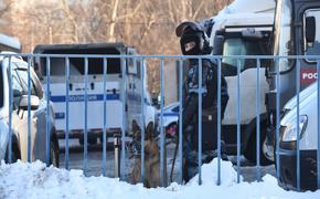 Представители ИК-6 в подмосковной Коломне опровергли информацию о прибытии Навального