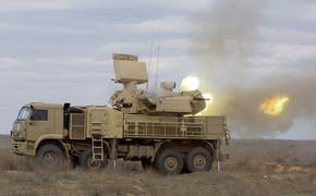 Эксперты НАТО назвали «Панцирь-С» идеальным оружием против дронов