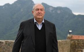 Президент Армении Армен Саркисян не утвердил отставку начальника Генштаба