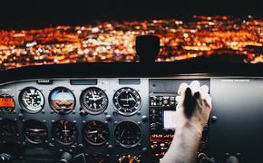 При крушении одномоторного самолета в США погибли три человека