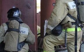 В Петербурге женщина погибла при пожаре в квартире