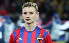 Дмитрий Хохлов назвал Фёдора Чалова сильнейшим нападающим в составе ЦСКА