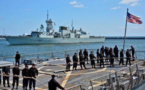 НАТО проводит учения «Посейдон 21» в Черноморском регионе