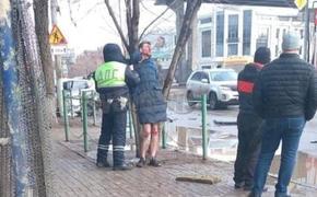 Полуголый сын экс-депутата сбил на машине военного прокурора с женой в Астрахани