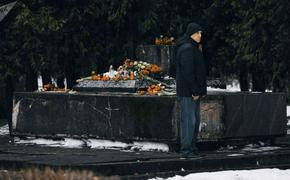 Член Латышского общества Екабпилса косвенно подтвердил свое «отношение» к вандализму мемориала