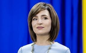 Санду не собирается уступать молдавским социалистам