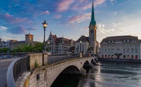 Швейцария приступила к смягчению введенных из-за пандемии COVID-19 ограничений