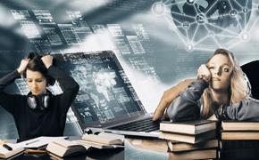 Молодое поколение не желает учиться, мечтая об успехах в IT
