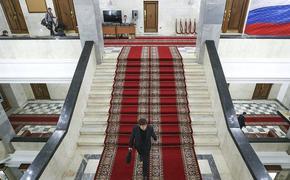 Спикер Госдумы обсудит с председателем ПАСЕ политику санкций