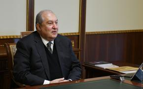 В Армении оппозиция потребовала срочной встречи с президентом страны