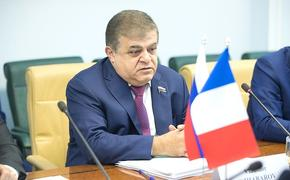 Сенатор  Джабаров предложил «жестко» ответить на санкции США