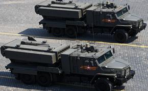 Госиспытания новых реактивных снарядов для тяжелых огнеметных систем  начнутся в этом году