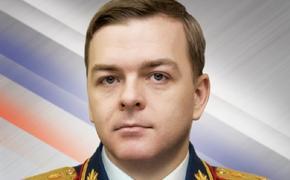 Путин назначил главу СК в Петербурге Александра Клауса заместителем Бастрыкина