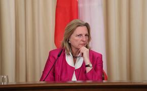 Экс-главу МИД Австрии Карин Кнайсль выдвинули в совет директоров «Роснефти»