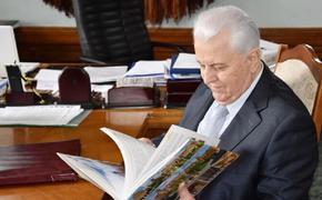 Кравчук предположил, кто виноват в активизации военных действий в Донбассе