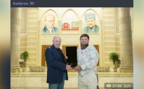 Бизнесмен Евгений Пригожин прокомментировал планы Кадырова выдать его ФБР за $250 тысяч