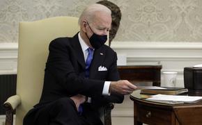 Bloomberg: американские сенаторы попросили Байдена ввести санкции против «Северного потока-2»