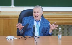 Жириновский считает, что Белоруссия должна стать частью России