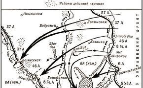 6 марта 1944 года началась Березнеговато-Снигиревская наступательная операция