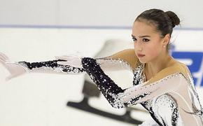 Загитова выступила на гала-шоу «Ледникового периода»